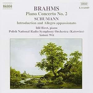 Brahms: Piano Concerto No.2 Op