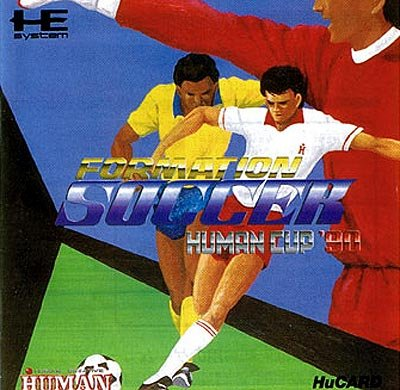Formation Soccer: Human Cup '90 [Japan Import] [NEC Core] (japan import) -