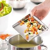 Gefu 14410 Vitala - Recogedor de verduras picadas
