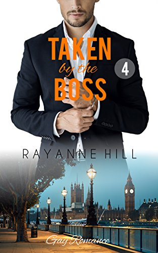 Taken by the Boss 4 (Gay Romance)