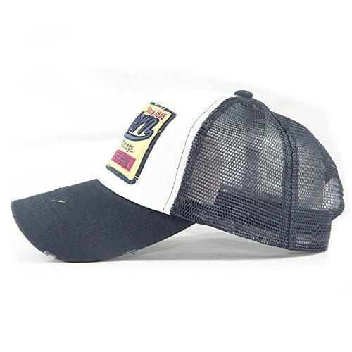 Imagen de  beisbol, sannysis  para hombre mujer sombreros de verano  de camionero de hip hop impresión bordada, talla única armada  alternativa