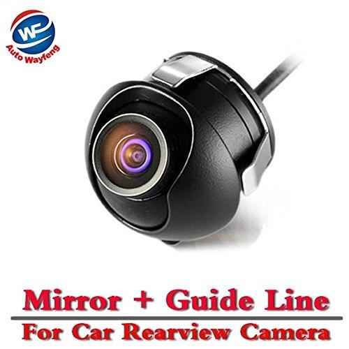 Auto Wayfeng® Fabrik-F?rderung CCD-HD Nachtsicht 360-Grad-Auto-hintere Ansicht-Kamera, die Unterst¨¹tzungskamera WC-1