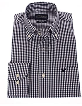178633 - Bots & Bots - Camicia Uomo - Exclusive Collection - 100% Cotone - Button Down - Normal Fit