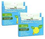 Repellente per zanzare toppe