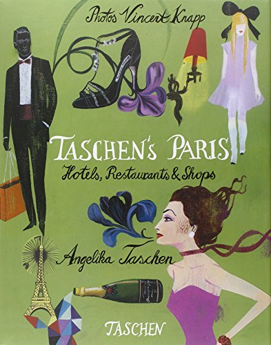 Portada del libro Taschen's Paris - 2nd Edition (Lifestyle-Viaje)