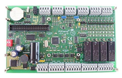PiXtend V2 -S- Extension Board - SPS/PLC/Control - Erweiterung für den Raspberry Pi Computer (I/o-board-montage)