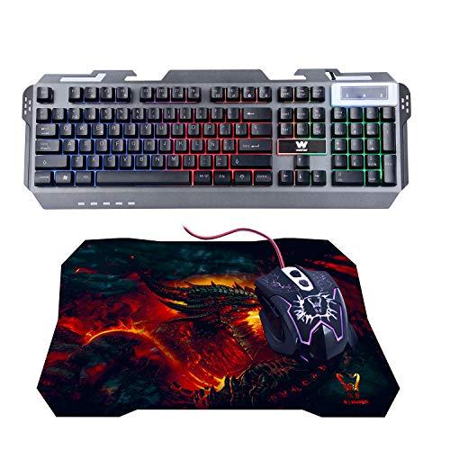 Woxter Stinger FX 80 Kit - Kit accesorios gaming teclado