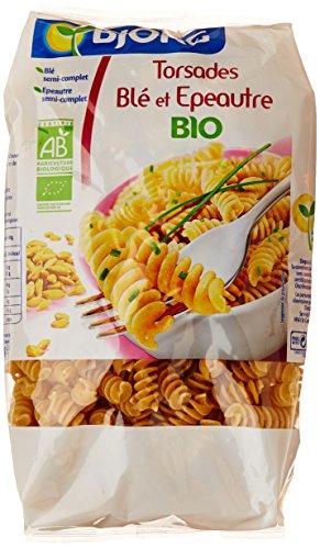 Bjorg Torsades Blé Épeautre Bio 500 g