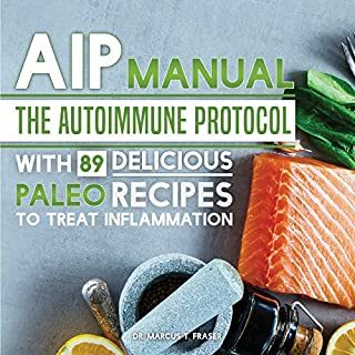 AIP Manual: The Autoimmune Protocol To Treat Inflammation (With 89 Delicious Paleo Recipes)