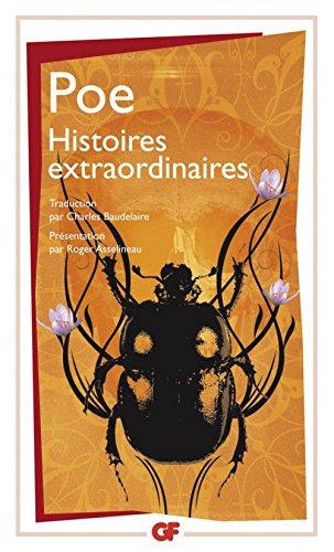 Histoires extraordinaires (GF t. 1386) par Edgar Allan Poe