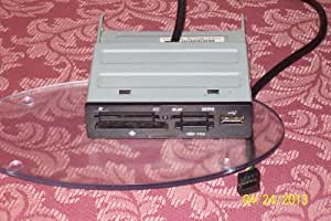 Sparepart: Acer CARD RDR.3.5''.9IN1.USB.W/CBL, CR.10400.002