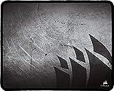Corsair MM300 Tapis de Souris Gaming (Petit, Anti-Effilochement) Noir/Gris