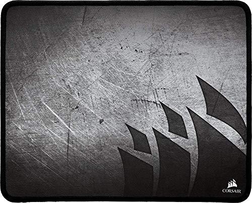 Corsair MM300 - Alfombrilla de ratón para Juego (pequeña, Superficie paño antidezgaste), Negro