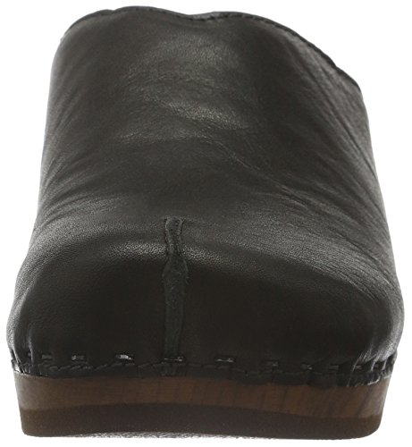 Woody Katharina 8418, Chaussures femme Noir