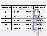 Aupuls AUP00175 Midi Dirndl mit Bluse und Schürze 3 Teilig Damen Trachtenkleid Rot S Test