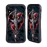 Head Case Designs Ufficiale Anne Stokes Coltello Dragoni Cover Ibrida Compatibile con iPhone XR