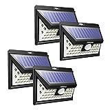 Mpow 40LED Luz Solar de Pared,3 Modos de Iluminación Opcionales, Ángulo de...