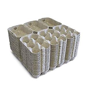 30 1/2 DOZEN NEW GREY EGG BOXES