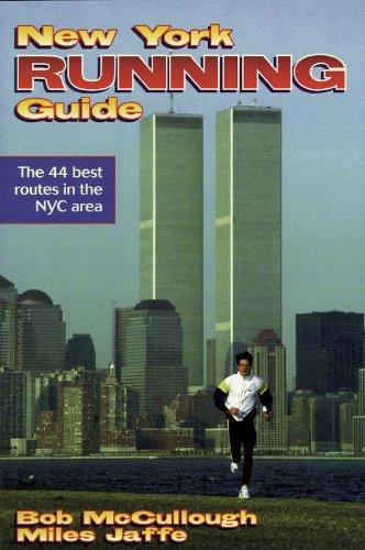 New York Running Guide (Running Guide S.) por Bob McCulloch