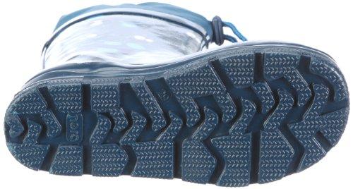 Nora CBG 72834, Stivali unisex bambino Blu (Blau (ocean 73))
