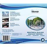 Tear ayuda cinta–Kit de reparación de barcos y de la Navegación tipo A & B–Tiras