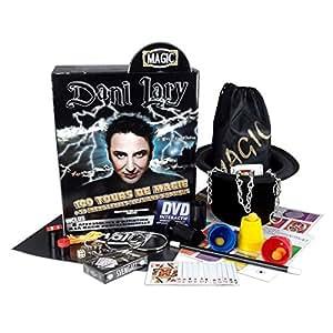 Megagic - DAN - Jeu de Société - Coffret Pro avec DVD Dani Lary