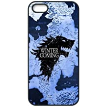 iPhone 5, 5S Phone Case Black Game of Throne LH5875017
