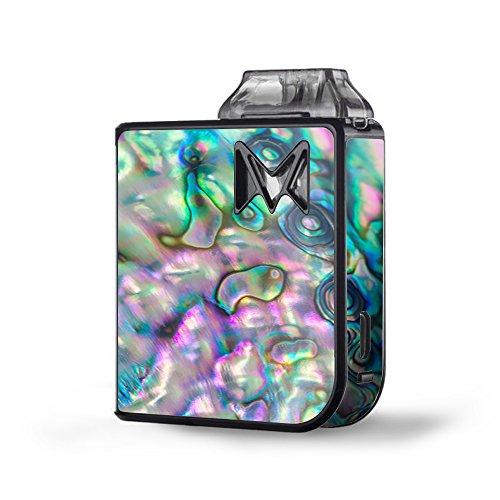 Skin Kit-grün (Skin/Aufkleber für SV Mi-Pod Kit Vape Skins/Abalone Shell/Pink/Grün/Blau/Opal)