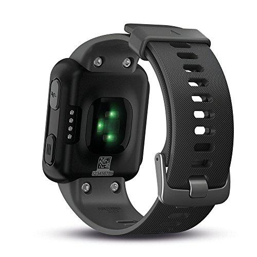 Garmin Forerunner 30 Reloj GPS, Unisex Adulto, Gris, Talla Única