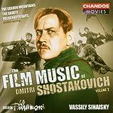 Dmitri Schostakowitsch: Filmmusik Vol.2 - Goldene Berge Op.30 / Die Bremse Op.97 / u.a.