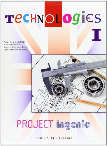 Technologies I - Project Ingenia - 9788470634796