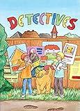 Detectives - personalisiertes Kinderbuch mit den Namen von Kindern
