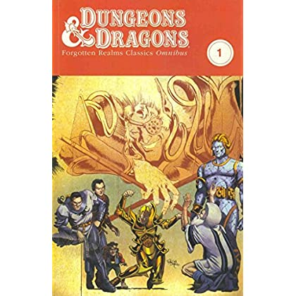 [(Dungeons & Dragons: Forgotten Realms Classics Omnibus Volume 1)] [By (author) Dan Mishkin ] published on (May, 2014)