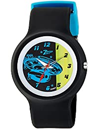 Zoop Analog Multi-Color Dial Children's Watch -NKC3029PP07