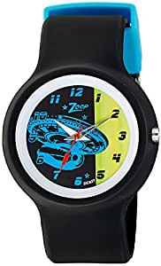 Zoop Analog Multi-Color Dial Children's Watch -NLC3029PP07