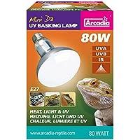 Ardacia SMA80E27 D3 Basking Lamp 80W