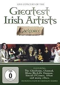 Gaelforce - Greatest Irish Artists