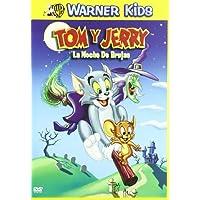 Tom Y Jerry La Noche De Brujas