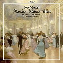 Gungl : Valses, marches et polkas. Simonis.