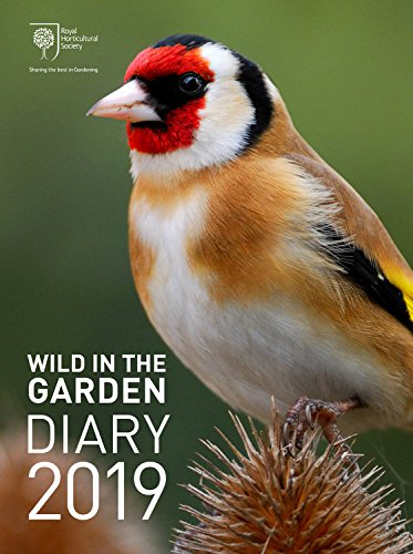 Royal Horticultural Society Wild in the Garden Diary 2019 por Royal Horticultural Society