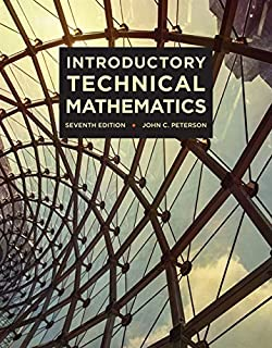 Introductory Technical Mathematics (1337397679) | Amazon price tracker / tracking, Amazon price history charts, Amazon price watches, Amazon price drop alerts
