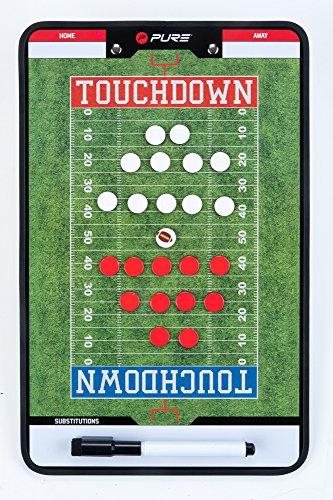 Pure2Improve Taktiktafel für American Football | Variabel & Flexibel