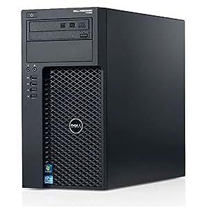 Dell SM030PT17008DEWS Precision T1700MT Desktop-PC (Intel Xeon E3 1240 v3, 3,4GHz, 8GB RAM, 1TB HDD, Win 7 Pro)