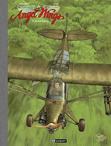 Angel Wings T2 Grand format: Black widow