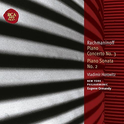 RACHMANINOV - Piano Concerto No.3 - Piano Sonata No. 2