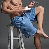 HONGLONG Herren Sporthose in atmungsaktive Freizeithosen Hosen Pyjama , gray , xl
