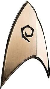 Quantum Mechanix - Distintivo corpo Ingegneri di Star Trek Discovery