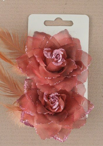 beak-hair-clip-glittery-fabric-feather-rose-forked-hair-grip-slidesdeep-pink-3