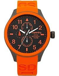 e751a7ba3adb Superdry SYG110O - Reloj analógico de Cuarzo para Hombre