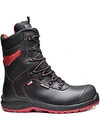 Chaussures de sécurité hautes Geldof Base Protection Marron 42
